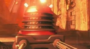 Une bande-annonce pour le jeu vido Doctor Who