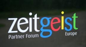Vidéo Zeitgeist : rétrospective Google de 2011