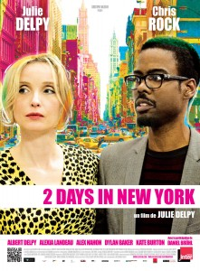 Critique – 2 Days in New York : c'est encore trop