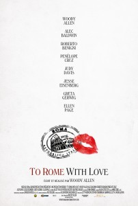 Critique &#8211; To Rome with love : bcl mais sympa