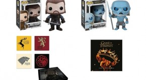 5 lots Game Of Thrones à gagner sur Twitter !