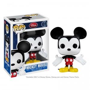 Figurine Pop! Vinyl Mickey Mouse