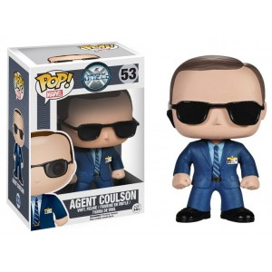 Figurine Agent Coulson - Marvel's Agents of S.H.I.E.L.D.