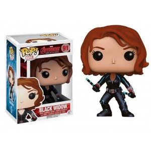 Figurine Black Widow Pop! Vinyle