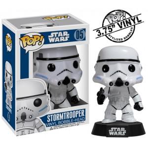 Figurine Stormtrooper - POP! Vinyl 10 cm