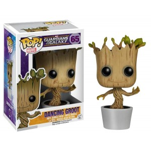 Figurine Baby Groot Groove Pop! Vinyl - Guardians Of The Galaxy