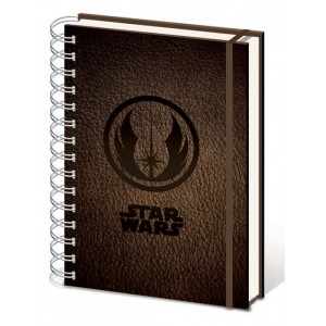 Cahier à spirale A5 Star Wars Jedi