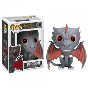 Figurine Drogon, le dragon de Game of Thrones - Pop! Vinyl
