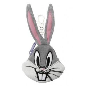 Porte-monnaie peluche Bugs Bunny de Looney Tunes