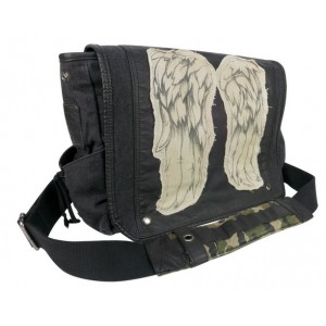 Sac à bandoulière : Daryl's Wings - The Walking Dead