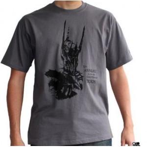 T-Shirt Sauron du Seigneur des Anneaux