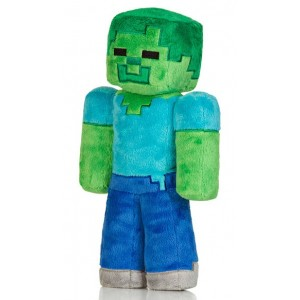 Peluche Zombie de Minecraft
