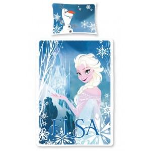 Parure de lit Elsa 135 x 200 cm - La Reine des neiges