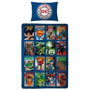 Parure de lit DC Comics Collection 135x200cm réversible