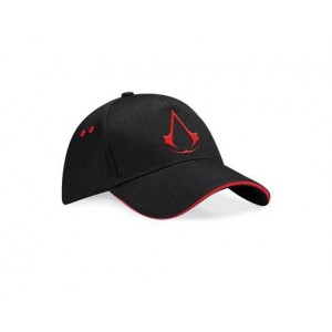 Casquette Assassin's Creed Black Crest