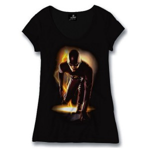 T-shirt The Flash femme : Go To Start