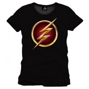 T-shirt The Flash homme : Logo de la série
