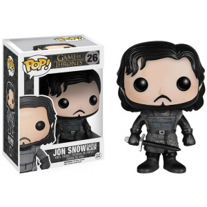 Figurine Pop! Jon Snow en armure de Castle Black