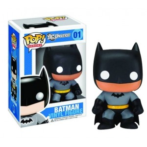 Figurine Pop! Vinyle Batman DC Comics