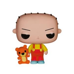 Figurine Stewie Griffin POP! Vinyl 9cm - Family Guy