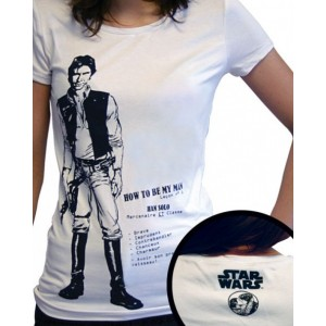 T-Shirt Star Wars : Han Solo