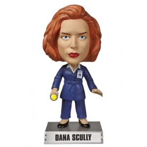 Figurine bobble head Dana Scully 15cm - The X-Files