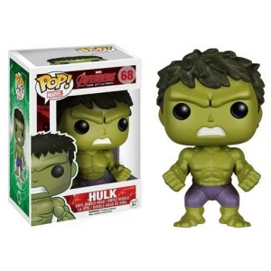 Figurine Hulk 10 cm The Avengers 2 POP! Vinyl