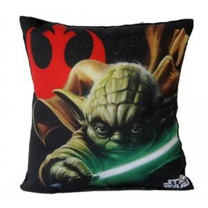 Coussin Master Yoda 30 cm - Star Wars