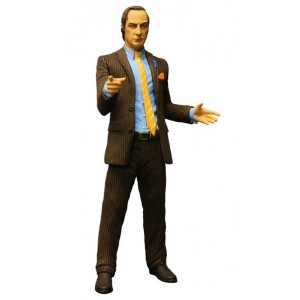 Figurine Saul Goodman Brown Suit Previews Exclusive 15 cm - Better Call Saul