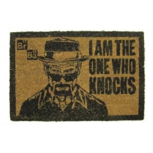 Paillasson Breaking Bad Heisenberg : I am the one who knocks 40x60cm