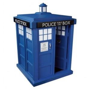 Figurine Pop! Tardis 15cm Doctor Who - Pop! Vinyl