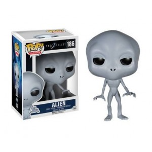 Figurine l'extra-terrestre  Pop! X-Files 9cm