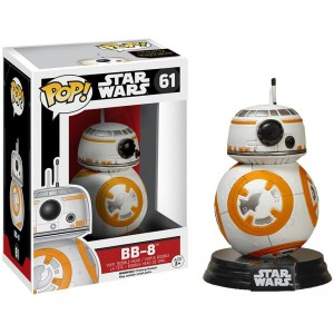Figurine BB-8 Bobble-Head Pop! Vinyle