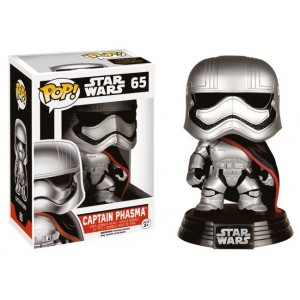 Figurine Captain Phasma Pop! Vinyle