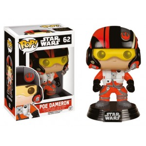 Figurine Poe Dameron Pop! Vinyl 10cm