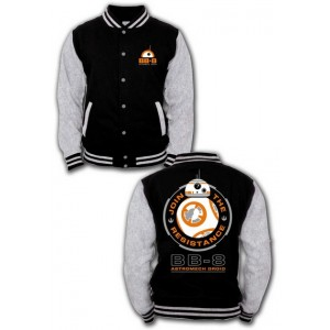 Veste Baseball BB-8 Star Wars Episode VII
