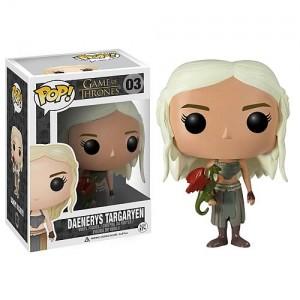 Figurine Daenerys Targaryen Pop! Vinyle