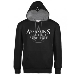 Sweater noir Assassin's Creed Syndicate
