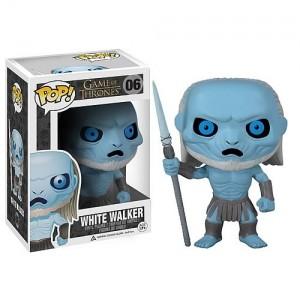 Figurine White Walker de Game Of Thrones Pop! Vinyle