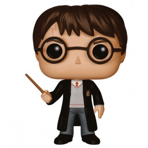 Figurine Harry Potter Pop! Vinyl 9cm