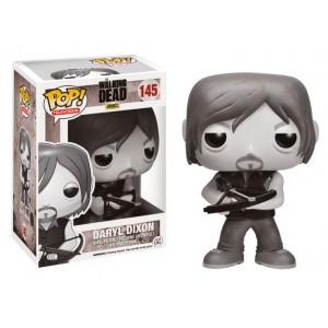 Figurine Daryl Dixon noir & blanc Pop! Vinyl The Walking Dead