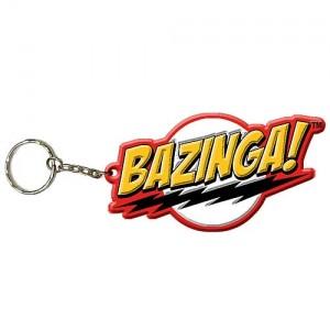Porte-clé The Big Bang Theory : Bazinga !
