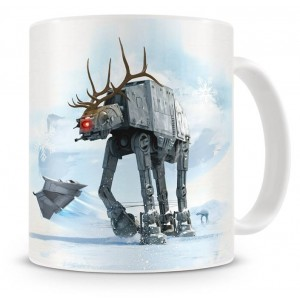 Mug renne AT-AT spécial Noël / Christmas - Star Wars