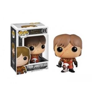 Figurine Tyrion Lannister en armure de combat Pop! Vinyle