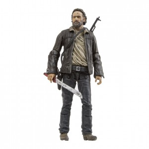 Figurine Rick Grimes 13cm saison 8 The Walking Dead