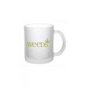 Mug translucide Weeds