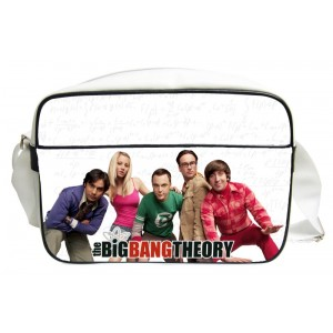 Sac bandoulière cast de The Big Bang Theory