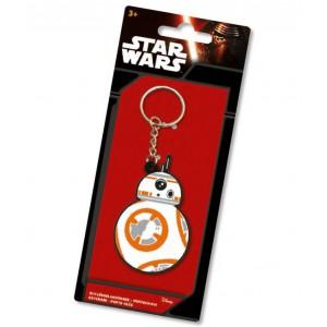 Porte-clés BB-8 Star Wars vinyle 6cm
