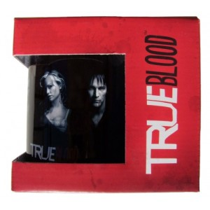 Mug True Blood : Sookie, Bill, Eric, Jason, Tara et Sam