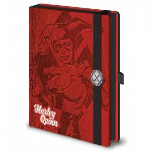 Carnet de notes Harley Quinn A5 Premium